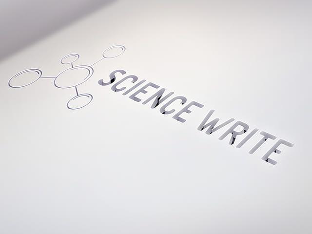 Science Write Logo