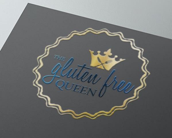 The Gluten Free Queen Logo