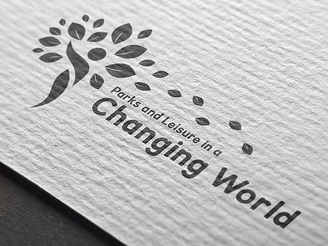 Changing World Logo Design