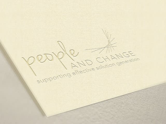 People and Change