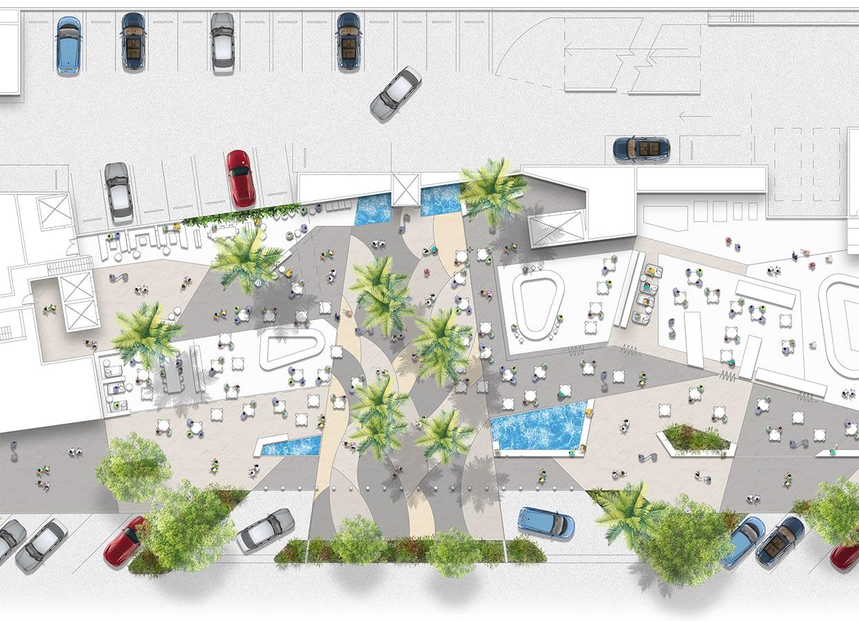 Sunah Design Studio Concept Plans